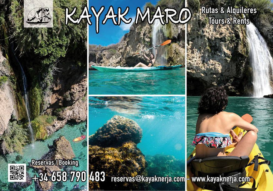 Maro - Kayak Nerja